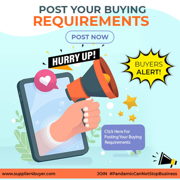 Post Your Buying Requirements